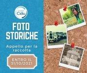 Appello raccolta foto storiche Cidiu